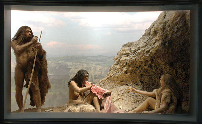 Do Neandertals Disprove Day Six Creation?