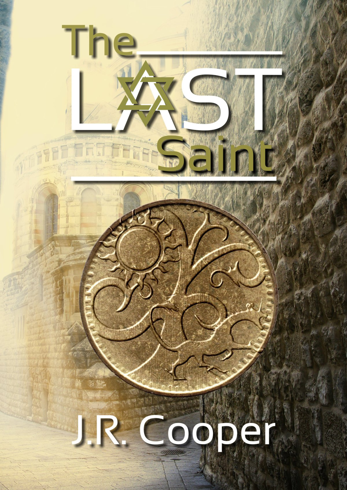 The Last Saint – An interview with author J.R. Cooper